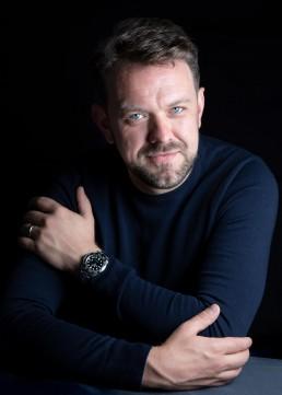 Rory Musgrave, Baritone – Photo credit Frances Marshall