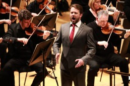 Rory Musgrave, Baritone – NCH Concert – Photo credit Frances Marshall